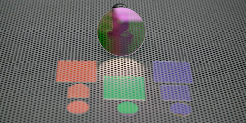 Colour Separating Optical Mirrors
