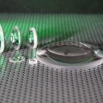 Calcium Fluoride Lenses Custom