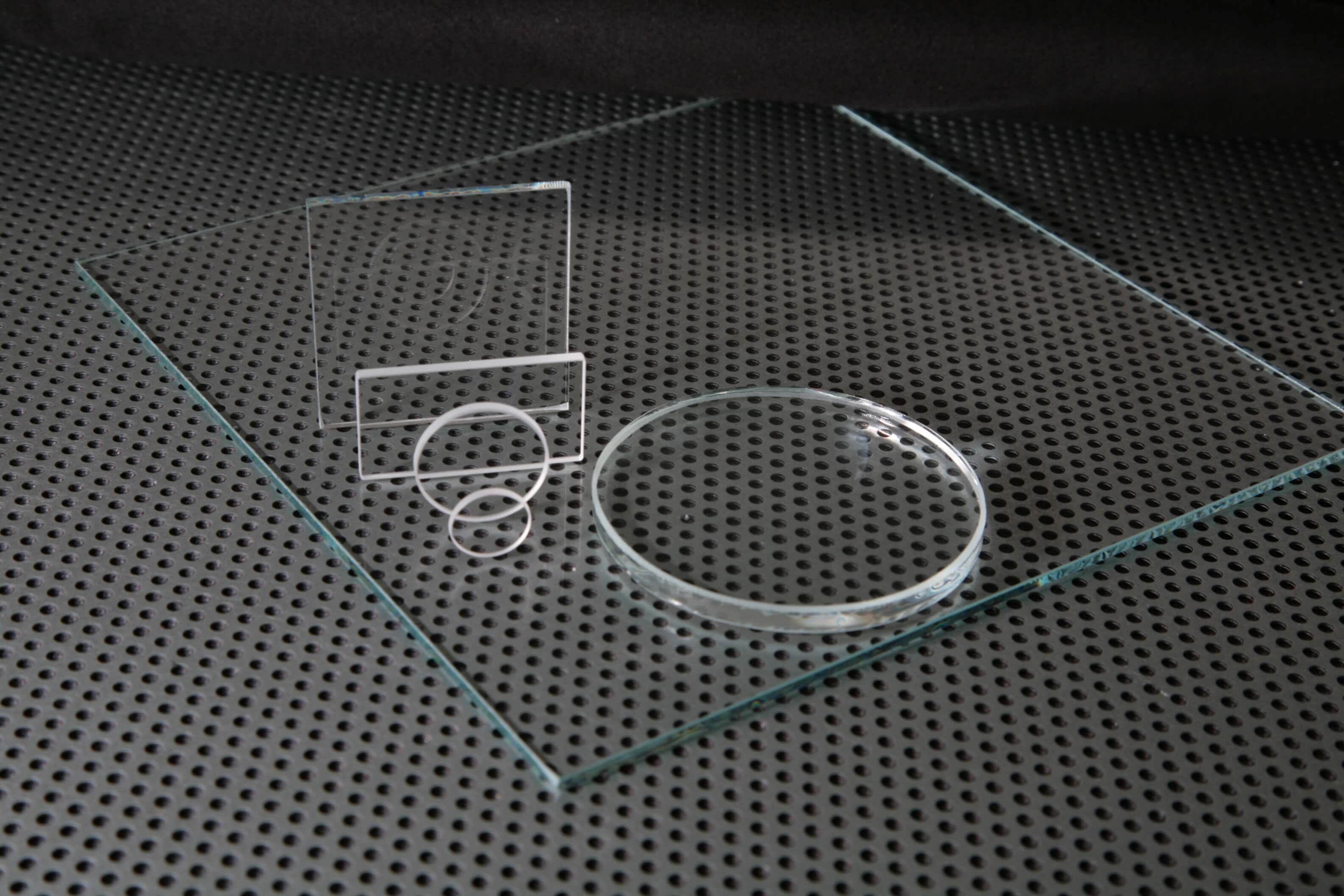 AR Coated Glass Standard Windows Plates Sheets Custom