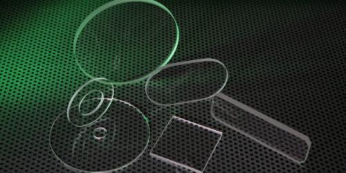 Borosilicate Windows and Plates Sheet Glass Custom