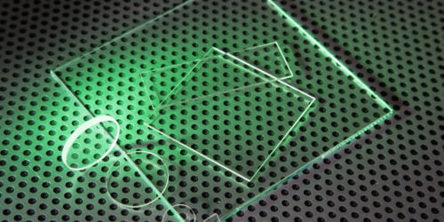 Float Glass Windows and Plates Custom