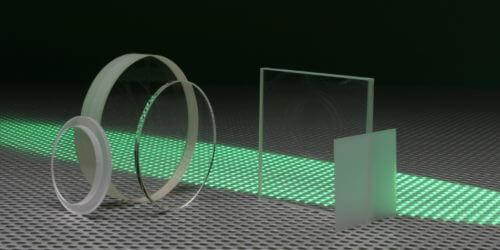 Sapphire Windows & Plates Cut to C axis Custom
