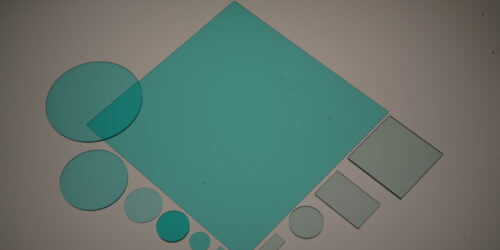 Schott Shortpass Filters Custom