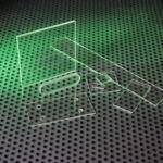 UV Fused Silica Plates Custom
