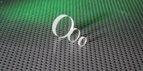 UV Fused Silica Windows Precision Stock