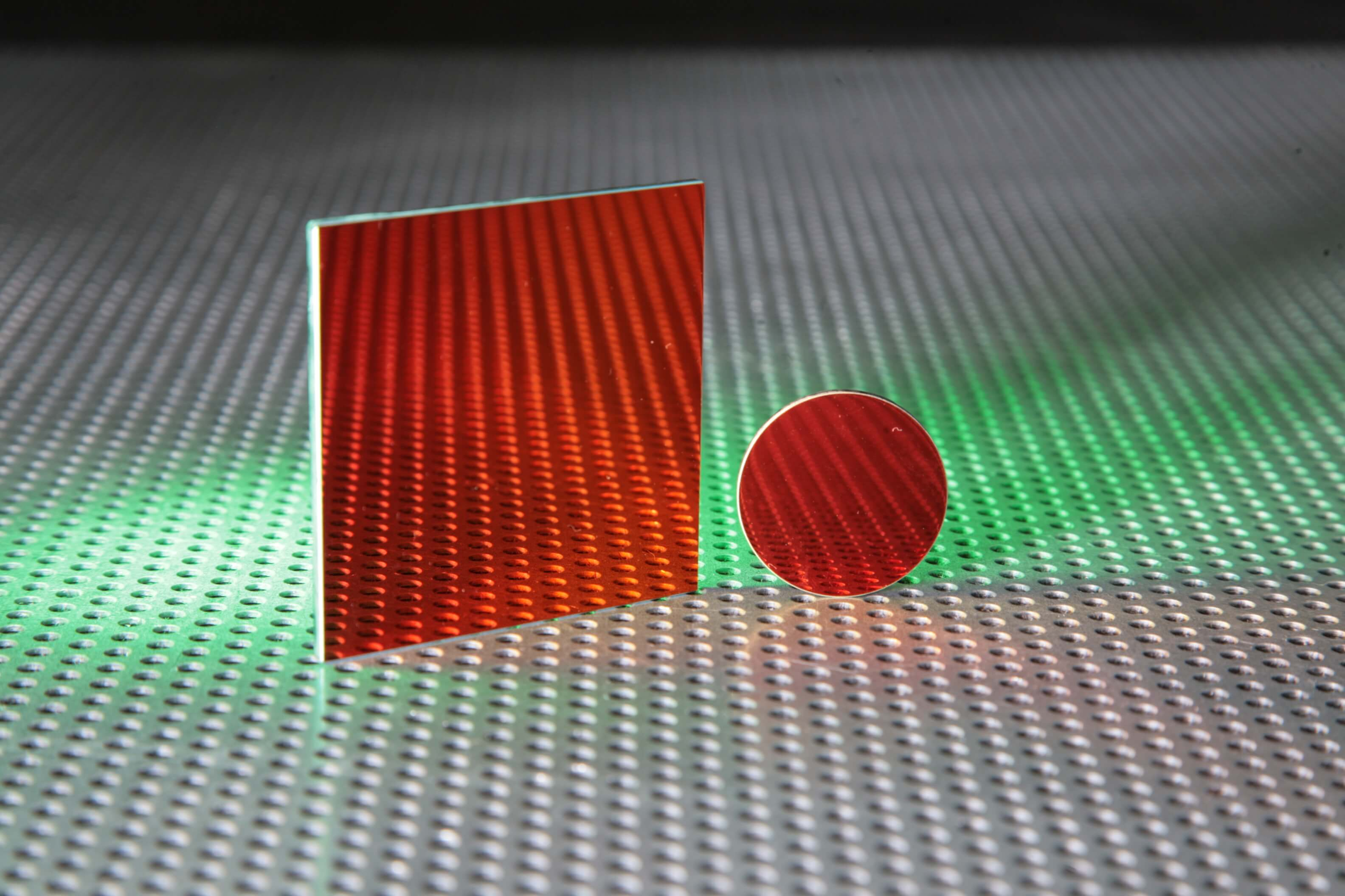 UV Filter NIR Blocker Stock